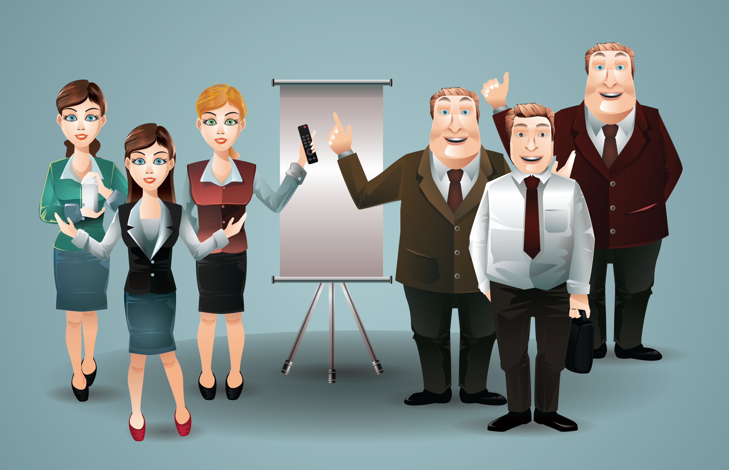 10 Mistakes to Avoid in Presentations