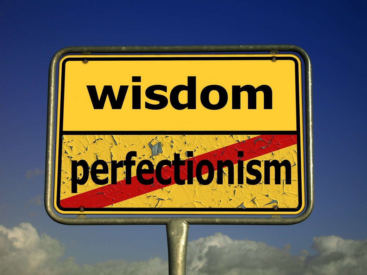 Perfectionism & How it Holds You Back