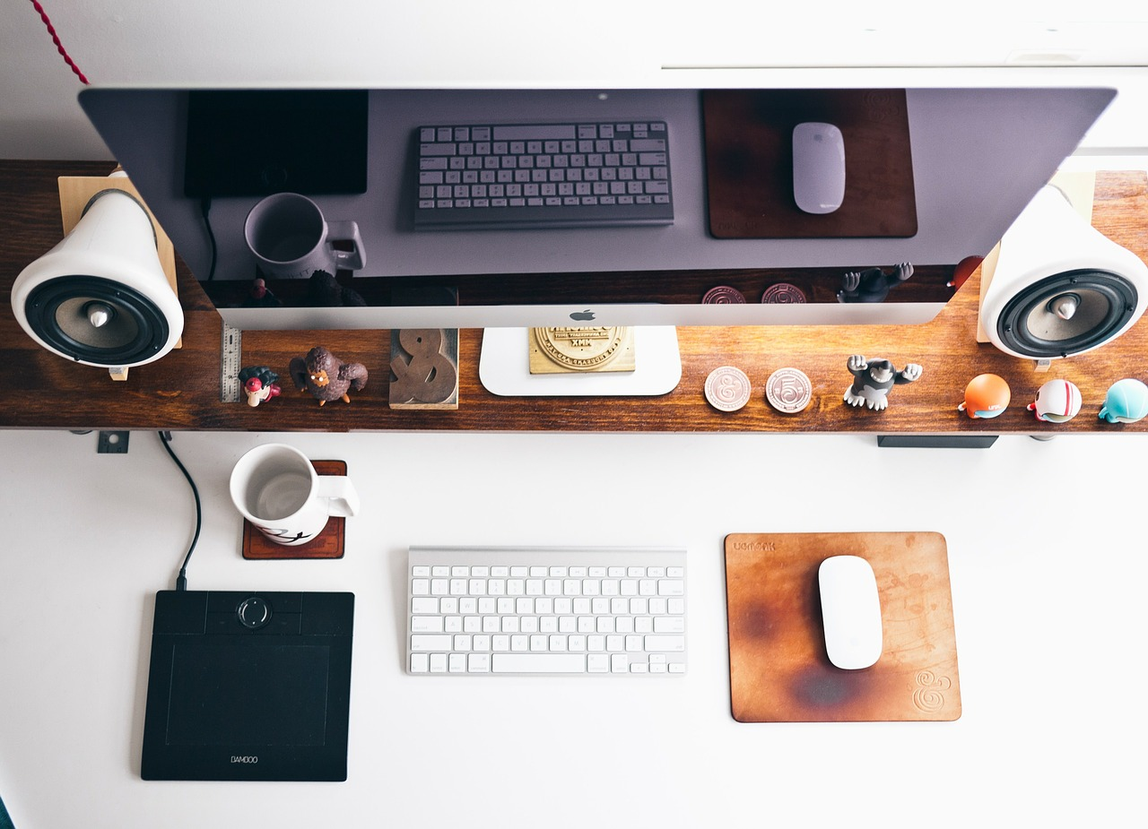 Setting Up Your Home Office