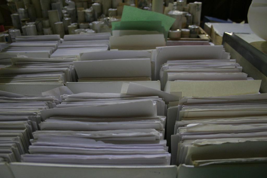 Paperless: Bury it Before it Buries You