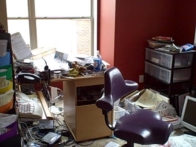 Decluttering Your Workspace