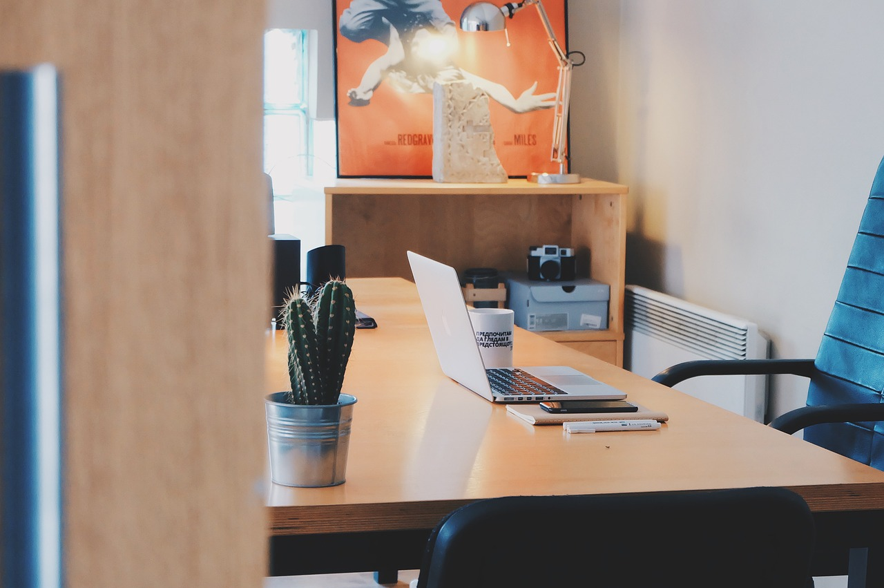 Moving To Green Office Space