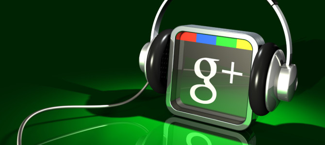 How to Make your Time on Google+ Pay