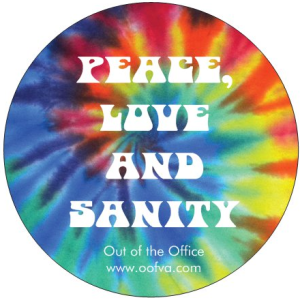 Peace Love Sanity