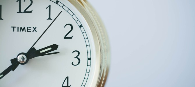10 Tips for Time Management